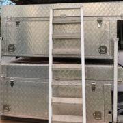 Koda slide on camper