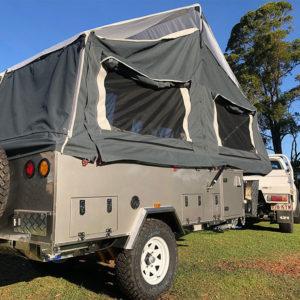 Zippy Camper Trailer