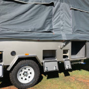 Zippy Camper Trailer